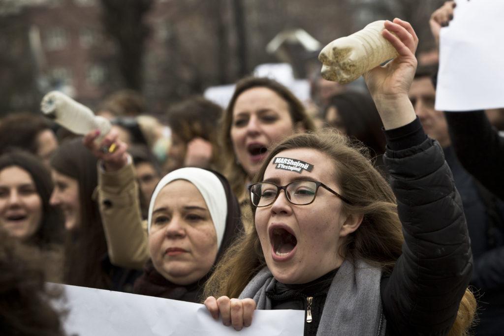 «Καμπανάκι» για τα δικαιώματα των γυναικών στην Ευρώπη