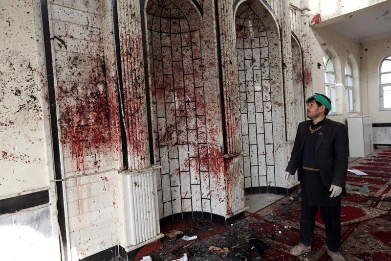 Αφγανιστάν: Βομβιστική επίθεση σε τέμενος – τρεις νεκροί, δεκάδες τραυματίες