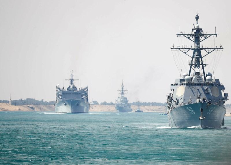 Ιράν: Απειλή για τη διεθνή ειρήνη η ανάπτυξη αμερικανικών δυνάμεων στη Μέση Ανατολή