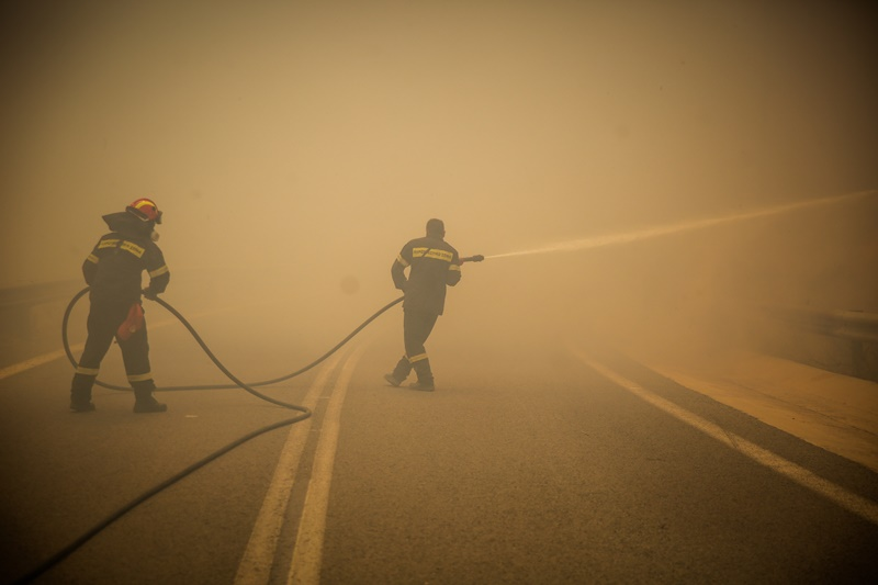 Δωρεά της Τσεχίας στην Πυροσβεστική ως «ευχαριστώ» για την προστασία Τσέχων παραθεριστών στην πυρκαγιά της Κινέτας