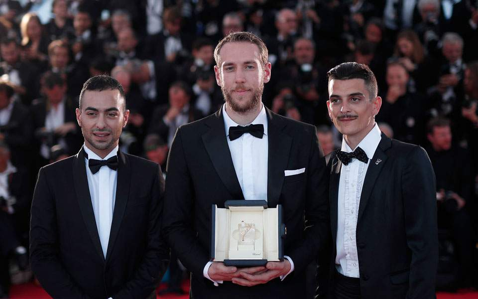 Χρυσός Φοίνικας στο Φεστιβάλ Καννών για τον Έλληνα σκηνοθέτη Βασίλη Κεκάτο