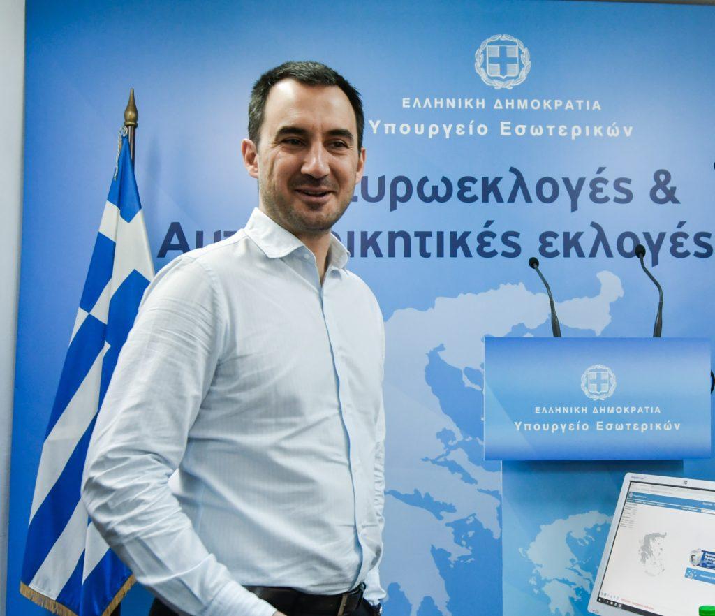 Χαρίτσης: Για πρώτη φορά τετραπλές εκλογές στην Ελλάδα, όλα θα κυλήσουν ομαλά