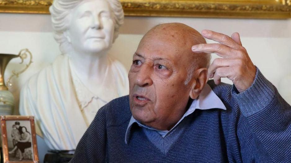 «Έφυγε» ο πατριάρχης της πολιτικής γελοιογραφίας της Κύπρου