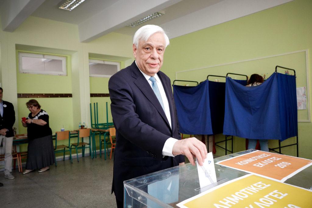 Πρ. Παυλόπουλος: «Οι Έλληνες με την ετυμηγορία μας να αποδείξουμε πόσο συνειδητοποιημένοι Ευρωπαίοι είμαστε»