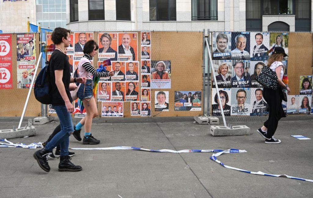 Διπλές κάλπες στο Βέλγιο για ευρωβουλή και κοινοβούλιο