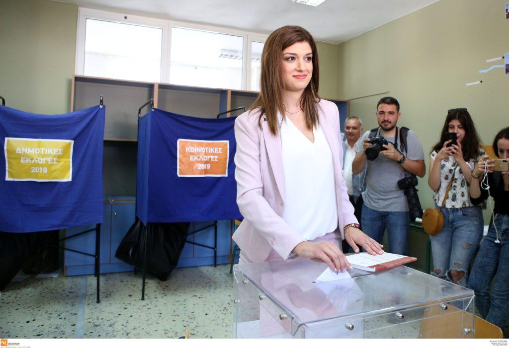 Νοτοπούλου: Ανοίγει μία νέα σελίδα για τη Θεσσαλονίκη (Photo – Video)