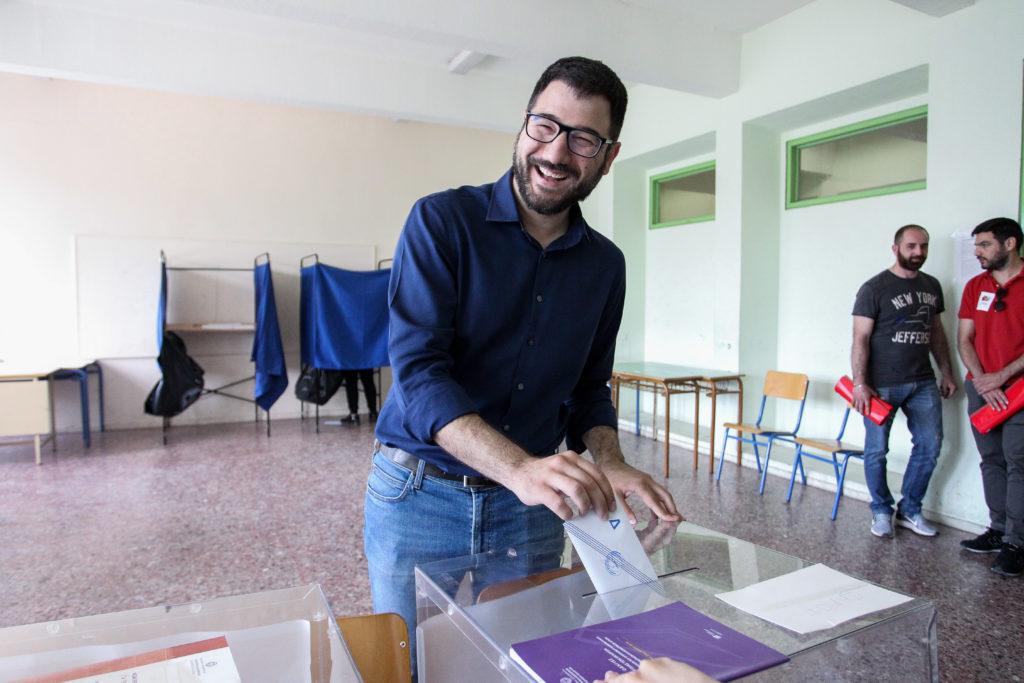 Νάσος Ηλιόπουλος: Θα καταφέρουμε να φτιάξουμε μία Αθήνα πιο δημοκρατική, πιο ανοιχτή μία Αθήνα αντιφασιστική