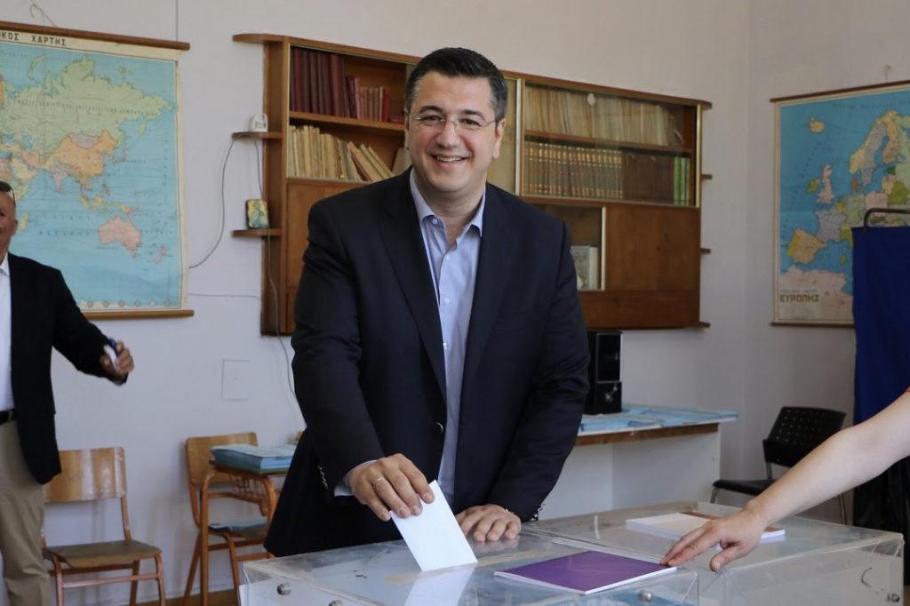 Τζιτζικώστας: «Όλοι μαζί συνεχίζουμε και δυναμώνουμε τη Μακεδονία»