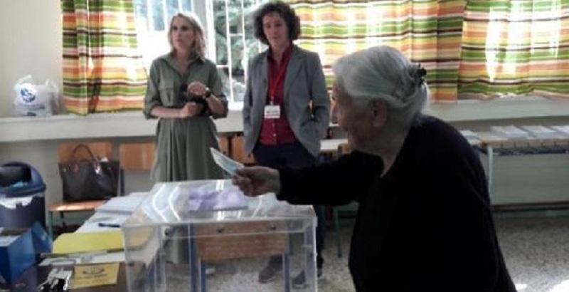 Ιωάννινα: Ψηφοφόρος ετών… 103 (Photos)