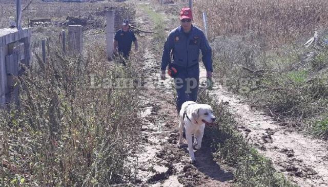 Ο σκύλος της ΕΜΑΚ βρήκε τον…εξαφανισμένο παππού