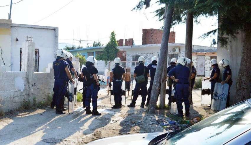 Ξάνθη: Έφοδος αστυνομικών στον τσιγγάνικο οικισμό μετά από καταγγελία για εξαγορά ψήφων