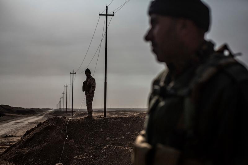 Ιράκ: Δικαστήριο καταδίκασε τρεις Γάλλους σε θάνατο για συμμετοχή στο Ισλαμικό Κράτος