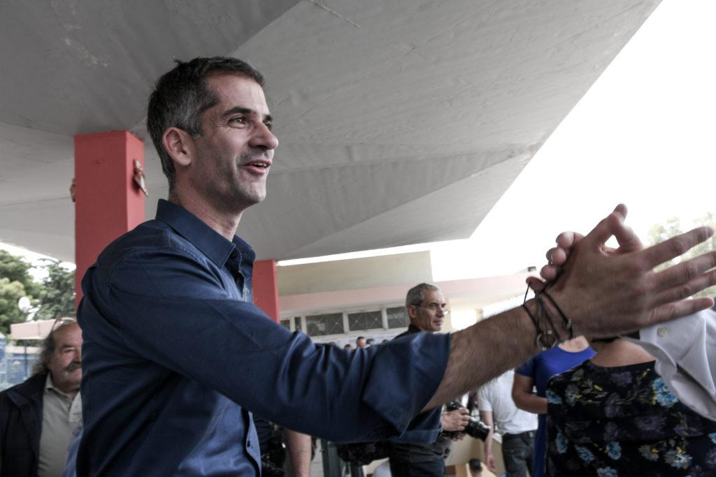 Εκλογές 2019: Πρωτιά Μπακογιάννη δείχνουν τα πρώτα αποτελέσματα – Δεύτερος ο Ηλιόπουλος