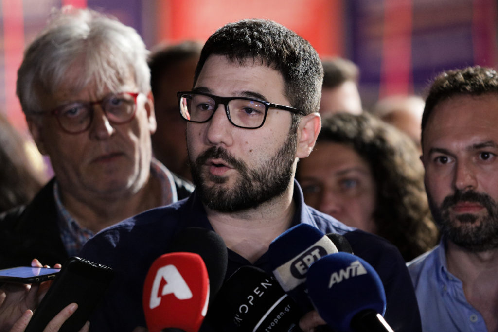 Νάσος Ηλιόπουλος : Θα δώσουμε όλες τις μάχες που πρέπει για να κερδίσουμε μία πόλη αντιφασιστική