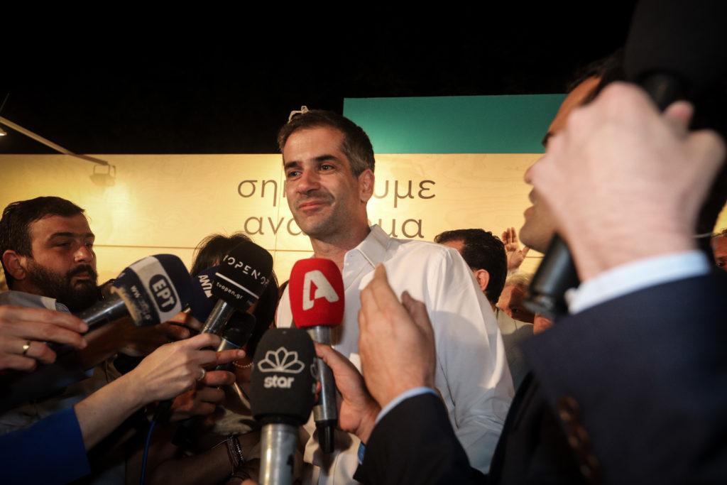 Μπακογιάννης: Θέλουμε οι Αθηναίοι να αισθανθούν κομμάτι της αλλαγής