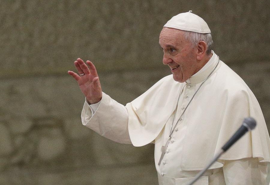 Ο Πάπας σκοπεύει να πει στον Τραμπ ότι το τείχος είναι λάθος