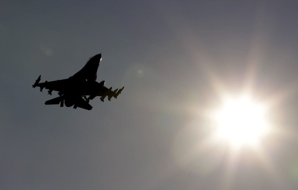 Υπερπτήσεις τουρκικών αεροσκαφών πάνω από Φαρμακονήσι, Αρκιούς και Λειψούς