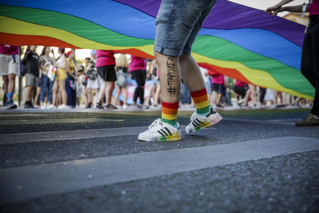 Η Google τιμά με το doodle της το Pride