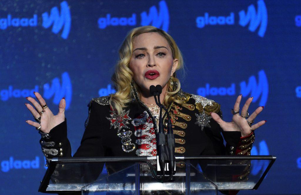 Η Μαντόνα «τα βάζει» με τους New York Times