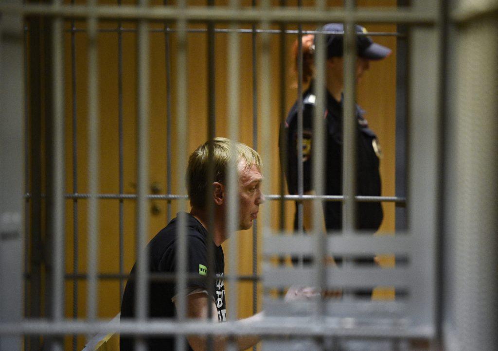 Ανησυχία στο Κρεμλίνο μετά τη σύλληψη του δημοσιογράφου Ιβάν Γκολουνόφ – «Κατασκευασμένη» η κατηγορία;
