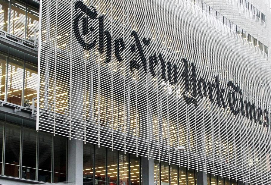 Η New York Times καταργεί τα πολιτικά σκίτσα – Αντιδρά διάσημος σκιτσογράφος της Le Monde