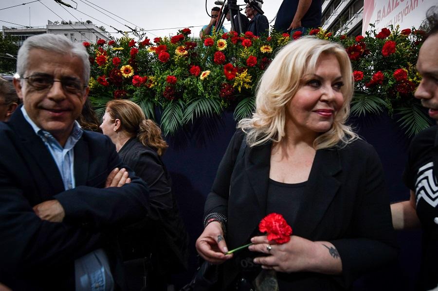 Παραιτείται από ευρωβουλευτής η Σεμίνα Διγενή – Συνεχίζει ως υποψήφια βουλευτής του ΚΚΕ
