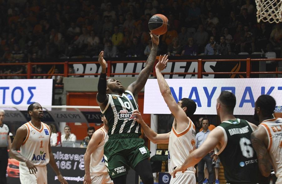 Μπάσκετ: Αγγίζει τον τίτλο ο Παναθηναϊκός