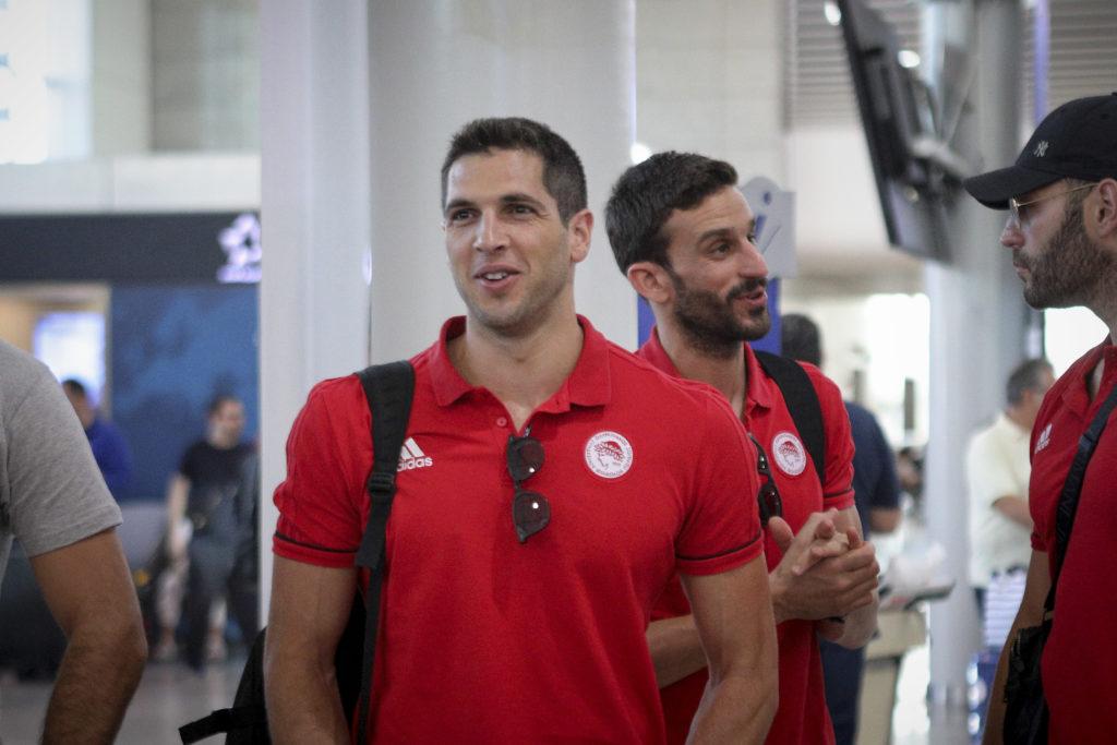 Πόλο: Αντίο με ευχαριστίες του Ολυμπιακού στον Φουντούλη