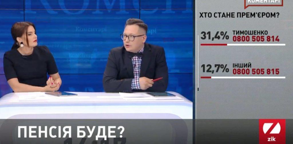 Ουκρανία: Δημοσιογράφοι παραιτήθηκαν από κανάλι, μετά την αγορά του από φιλορώσο βουλευτή