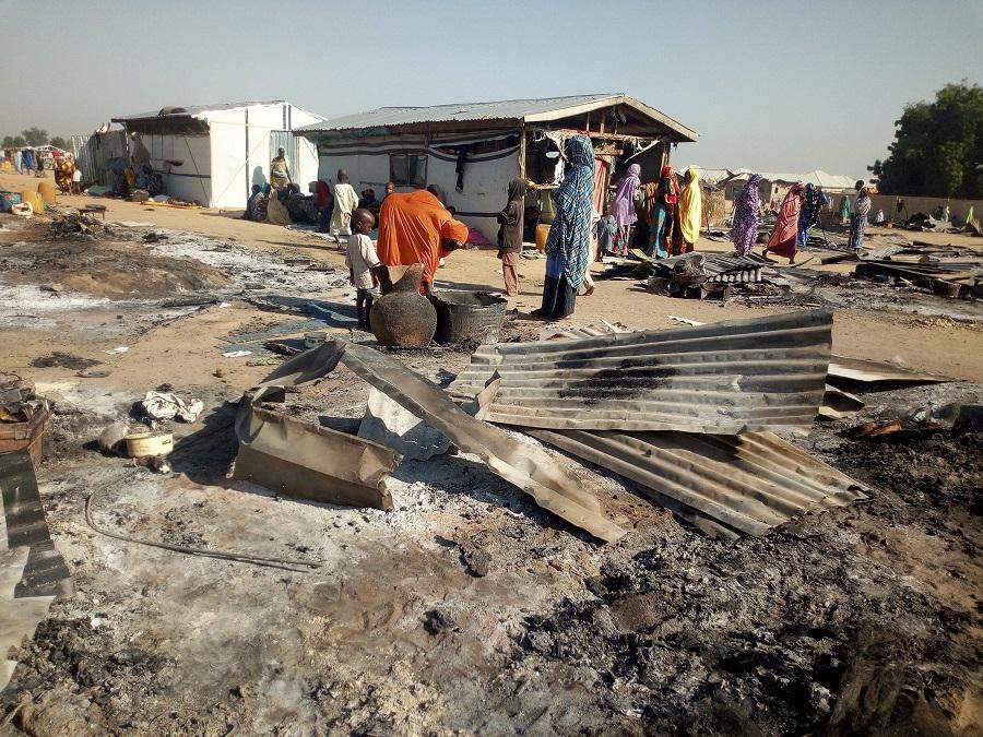 Τριπλή επίθεση αυτοκτονίας στη Νιγηρία – Τουλάχιστον 30 νεκροί