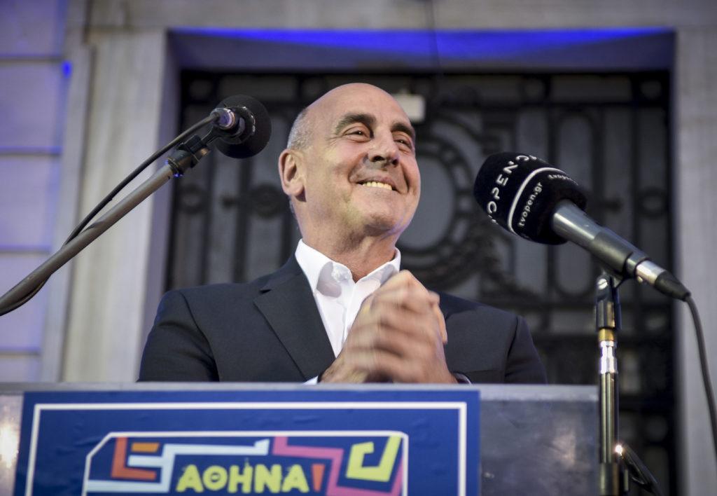 Με αιχμές ο Γιώργος Βουλγαράκης εκφράζει τα παράπονά του που έμεινε εκτός ψηφοδελτίων της ΝΔ