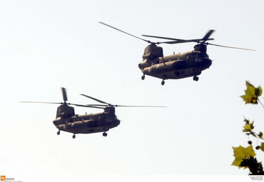Την απαλλαγή των 4 κατηγορουμένων για τα αντισταθμιστικά από την αγορά των Chinook, το 1998, ζήτησε ο εισαγγελέας