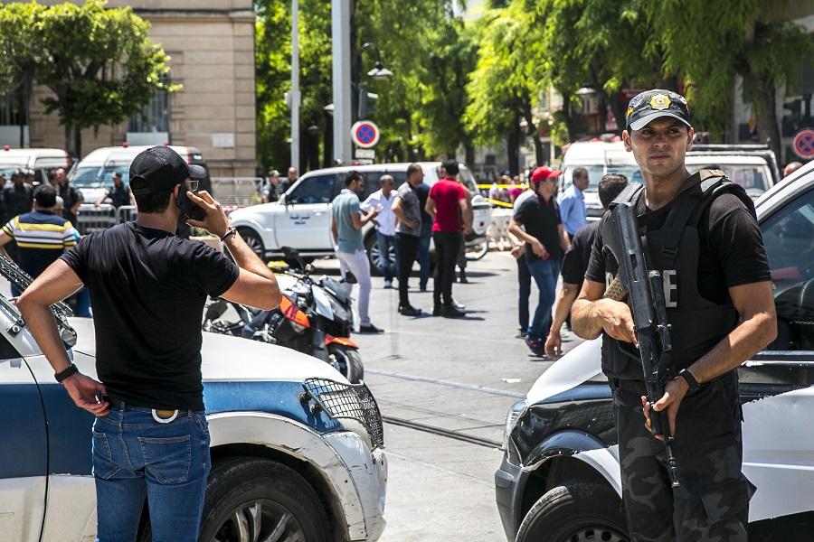 Οι τζιχαντιστές ανέλαβαν την ευθύνη για την διπλή επίθεση καμικάζι στην Τυνησία