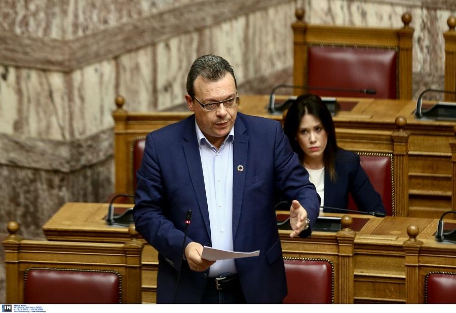 Φάμελλος για τον υφυπουργό του… Ελληνικού και σύμβουλο της Lamda: Ο Οικονόμου δεν μπορεί να εκπροσωπεί την Ελληνική Πολιτεία