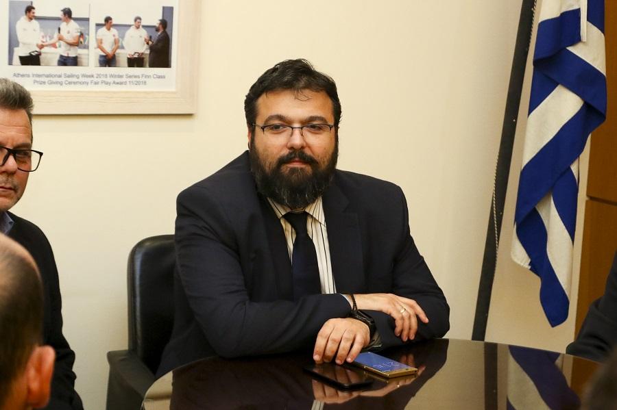 Γ. Βασιλειάδης: «Από την 1η αγωνιστική θα έχουμε VAR, αδύνατον να έρθω σε επαφή με την ΕΟΚ»