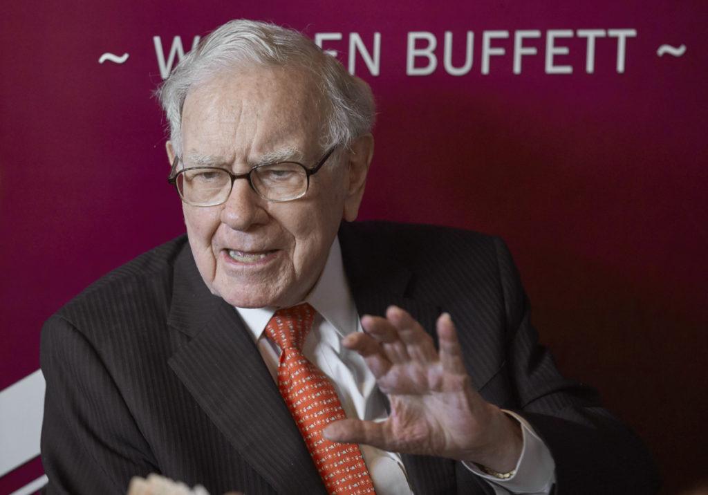 Ο Γουόρεν Μπάφετ δωρίζει άλλα 3,6 δισεκ. δολάρια σε φιλανθρωπικά ιδρύματα