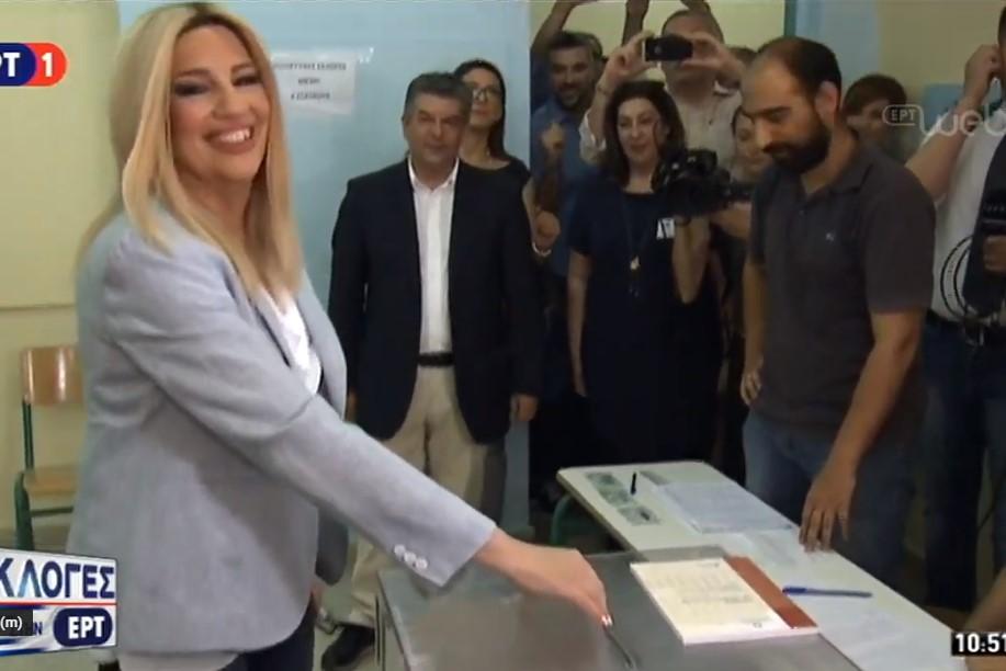 Γεννηματά: Σήμερα η λογική επιστρέφει στην Ελλάδα
