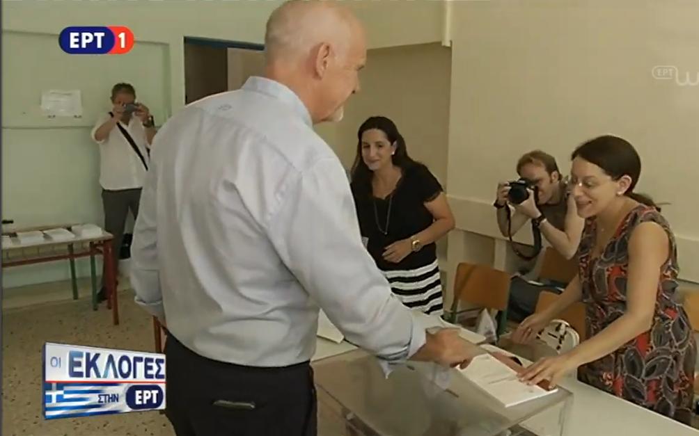 Ψήφος μετ' εμποδίων για τον Γιώργο Παπανδρέου