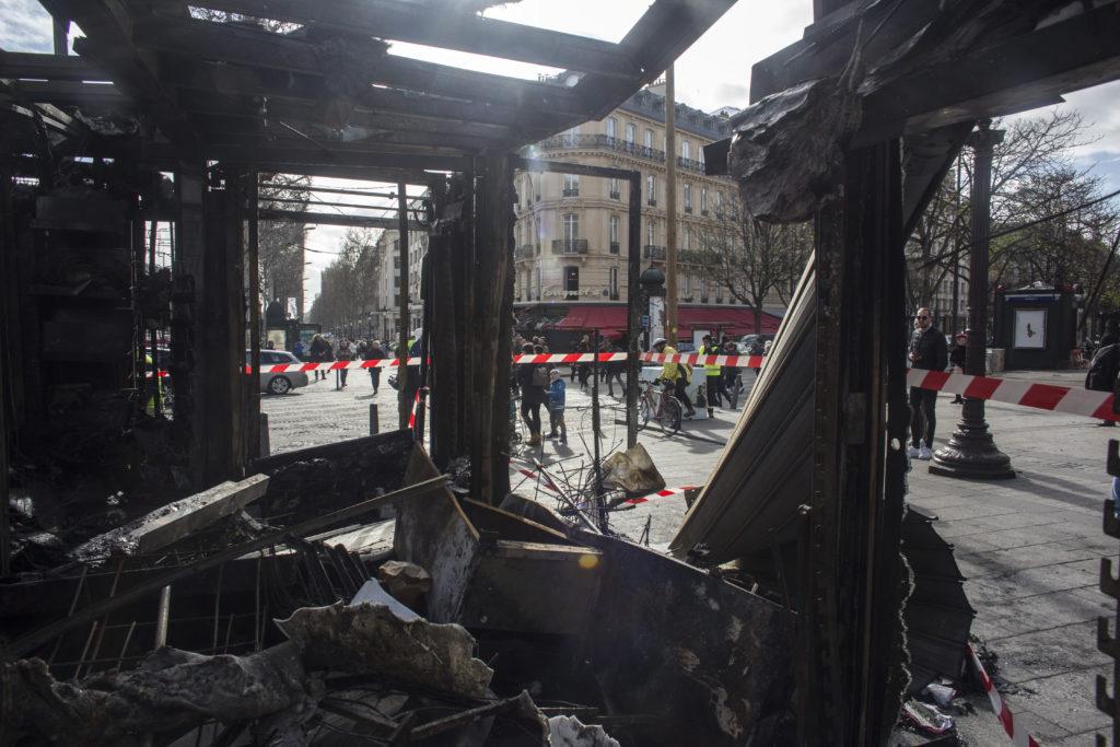 Παρίσι: Η μπρασερί Le Fouquet's θα ανοίξει ξανά στις 14 Ιουλίου