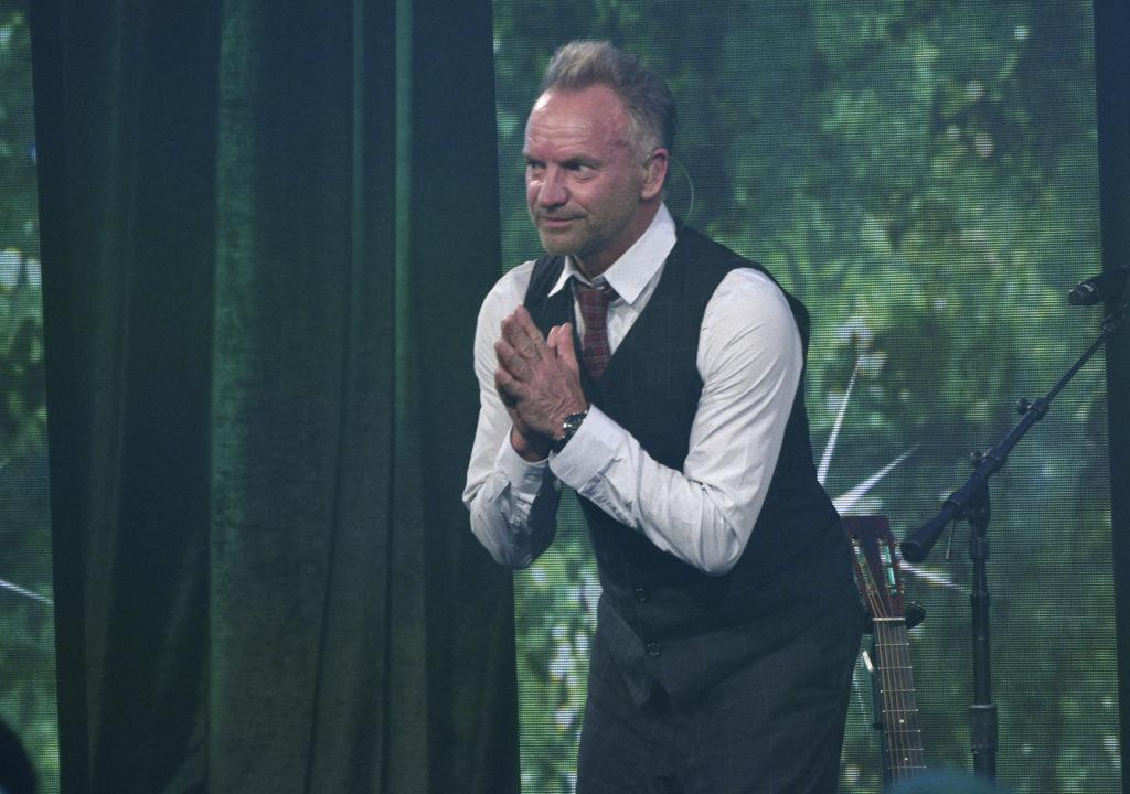Ο Στινγκ ακυρώνει κι άλλη συναυλία λόγω ασθένειας