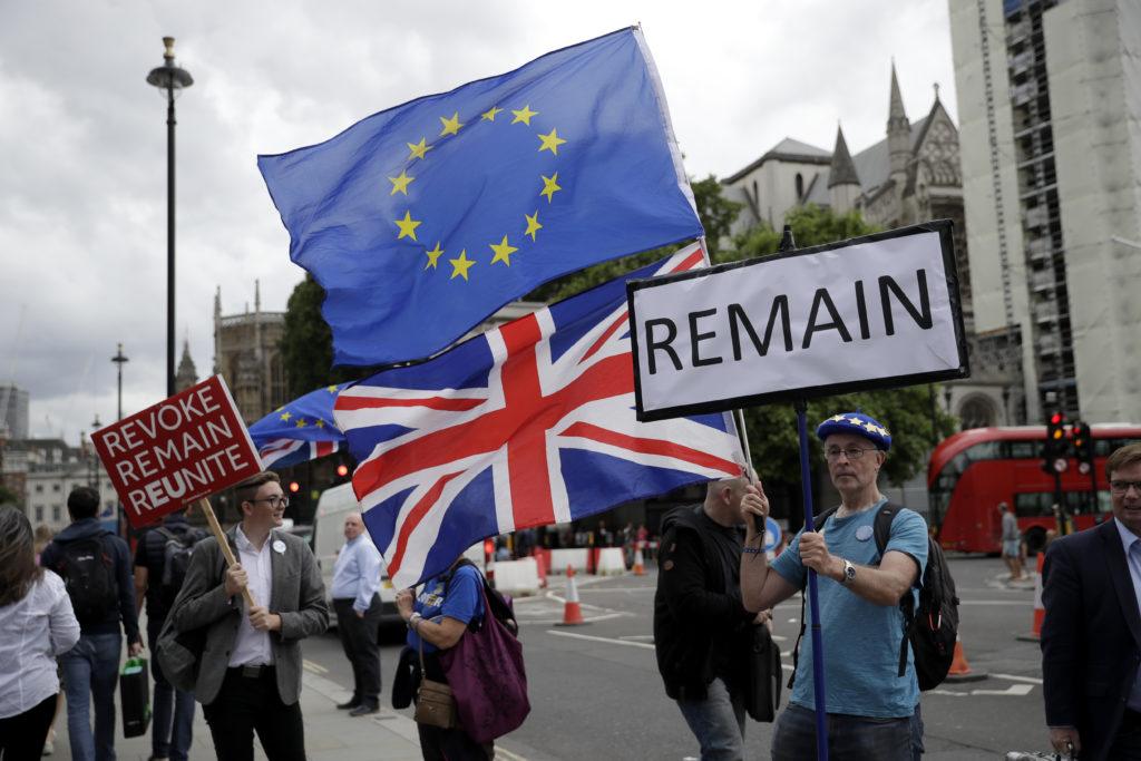 Η Βόρεια Ιρλανδία ενδέχεται να χάσει 40.000 θέσεις εργασίας σε ένα Brexit χωρίς συμφωνία