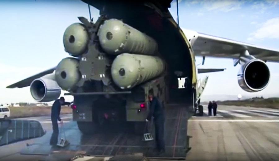 Παρέλαβε η Τουρκία τα πρώτα τμήματα των S-400