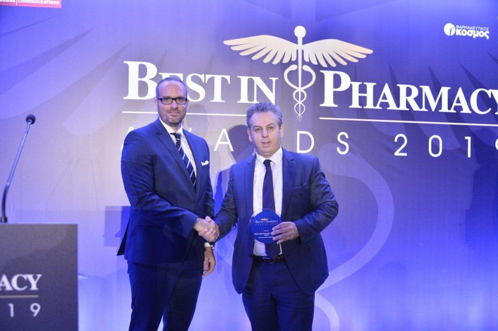 2 Χρυσά Βραβεία στα « Best in Pharmacy Awards 2019»  για τη DEMO ABEE και το σκεύασμα της NAFLIVER