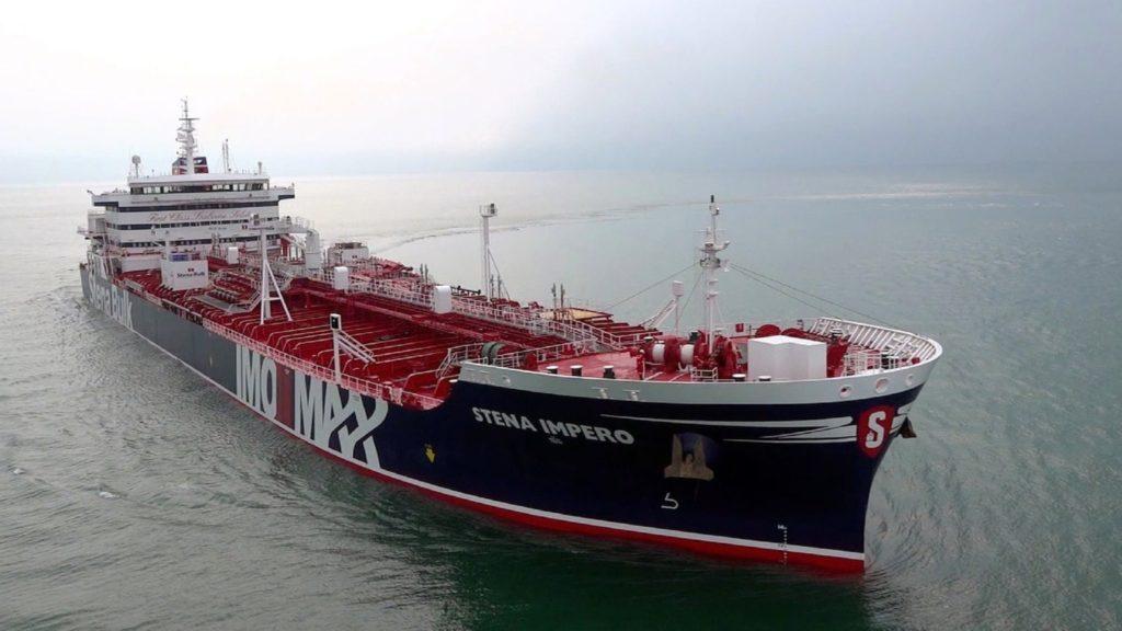 Κλιμακώνεται η ένταση στις σχέσεις Ιράν-Βρετανίας για το τάνκερ Stena Impero