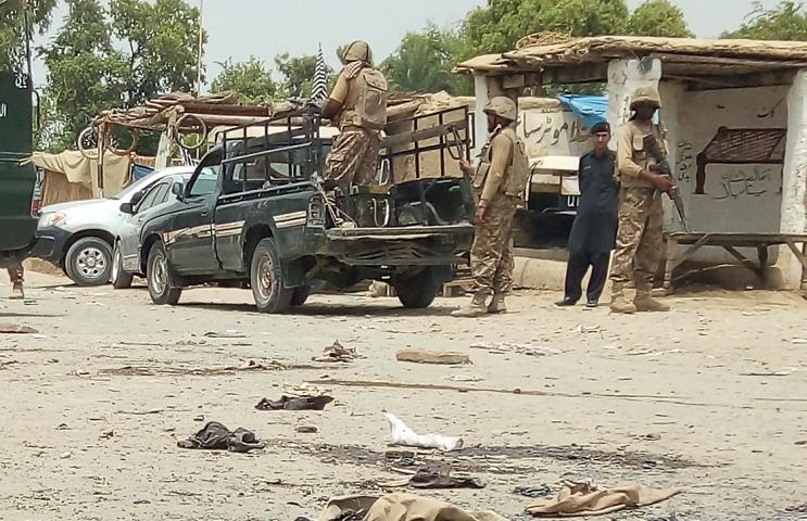 Πακιστάν: Eπίθεση αυτοκτονίας σε νοσοκομείο – Τουλάχιστον οκτώ νεκροί και 22 τραυματίες