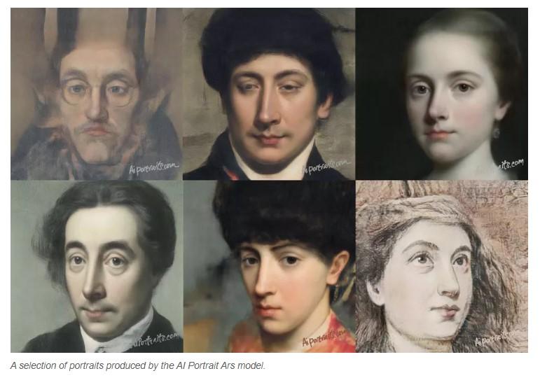 Ξεχάστε το Face app! Έτοιμη η εφαρμογή που κάνει τη σέλφι σας κλασικό πορτρέτο
