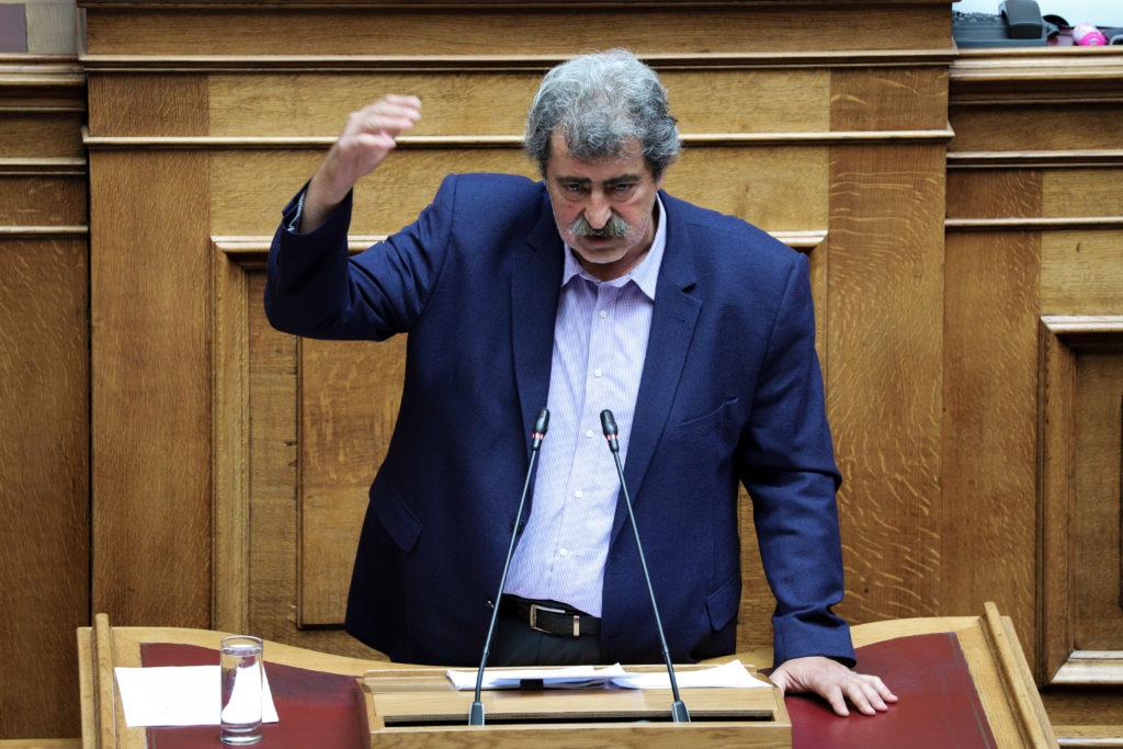 Η ασυλία Πολάκη σήμερα στη Βουλή