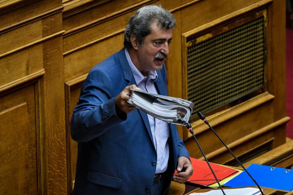 Άρση της ασυλίας Πολάκη αποφάσισε η βουλή – Είχε αποχωρήσει ο ΣΥΡΙΖΑ