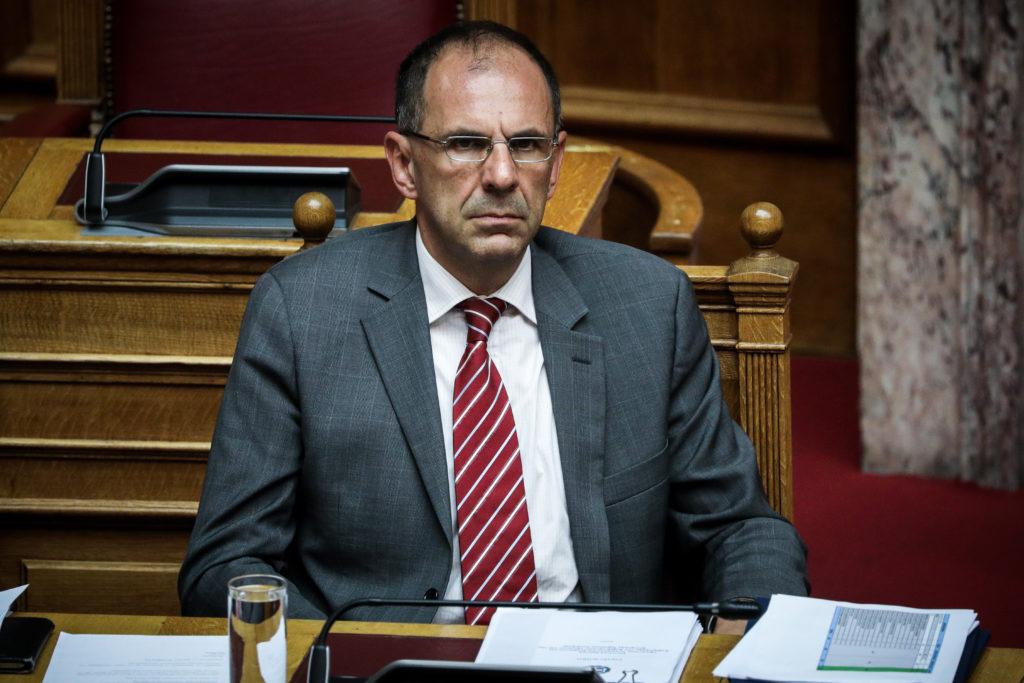 Παραδοχή Γεραπετρίτη: Ήταν στέλεχος της ΝΔ και πληρωνόταν από την Επιτροπή Ανταγωνισμού