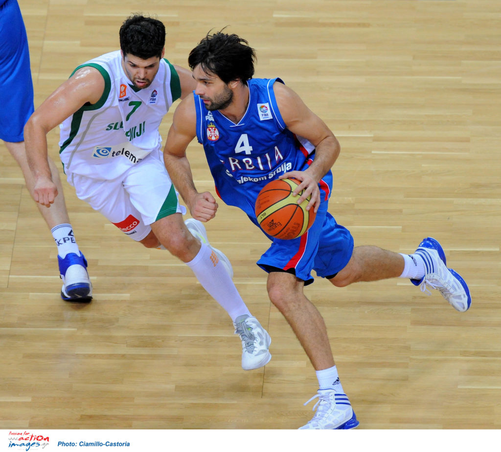 Μπάσκετ: Εκτός Μουντομπάσκετ ο Τεόντοσιτς